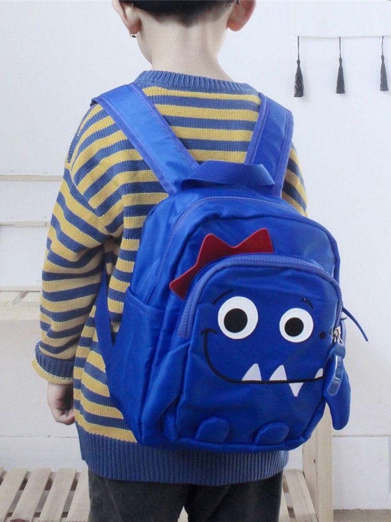 KID BOY GIRL CARTOON SCHOOL BAGS