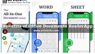 Benefits of Office Documents Reader app