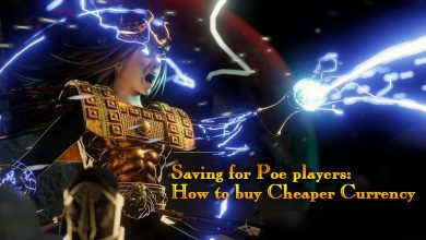 Saving for Poe players