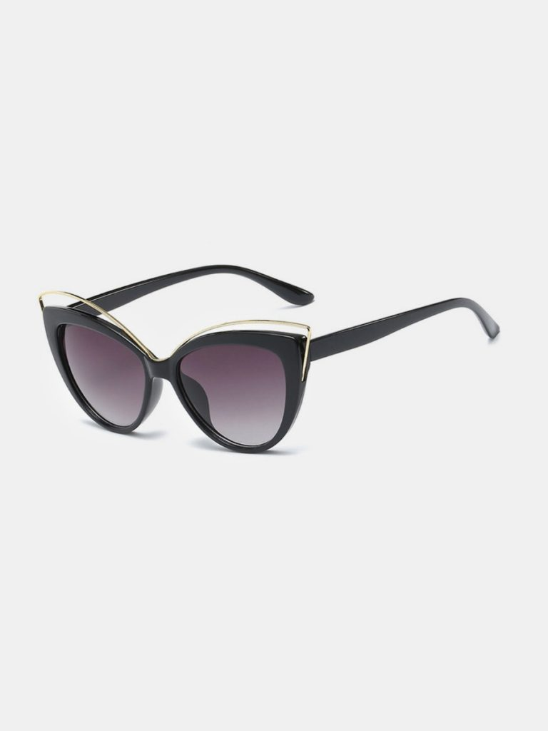 Cat-eye Frame UV Protection Sunglasses