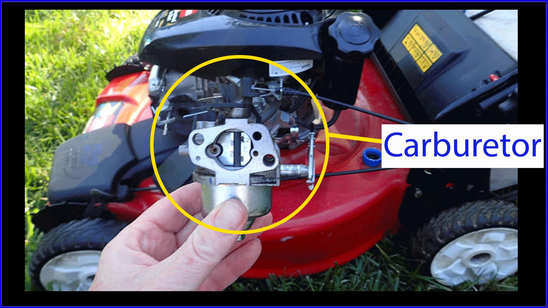 Lawn-mower-Carburetor