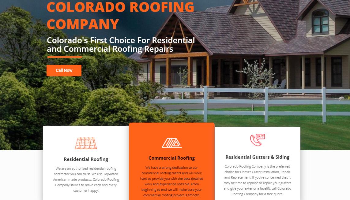 Roofer Service in Highlands Ranch