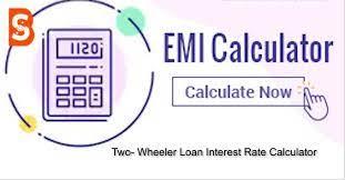Bike Loan EMI Calculator