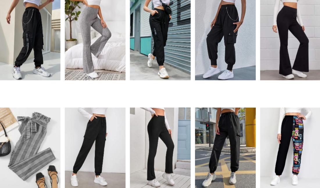 Shein trouser discount code