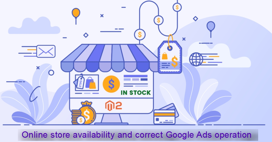 website monitoring and online store availability