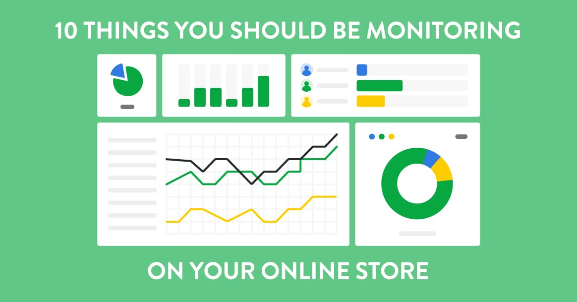 Why is website monitoring essential for e-store?
