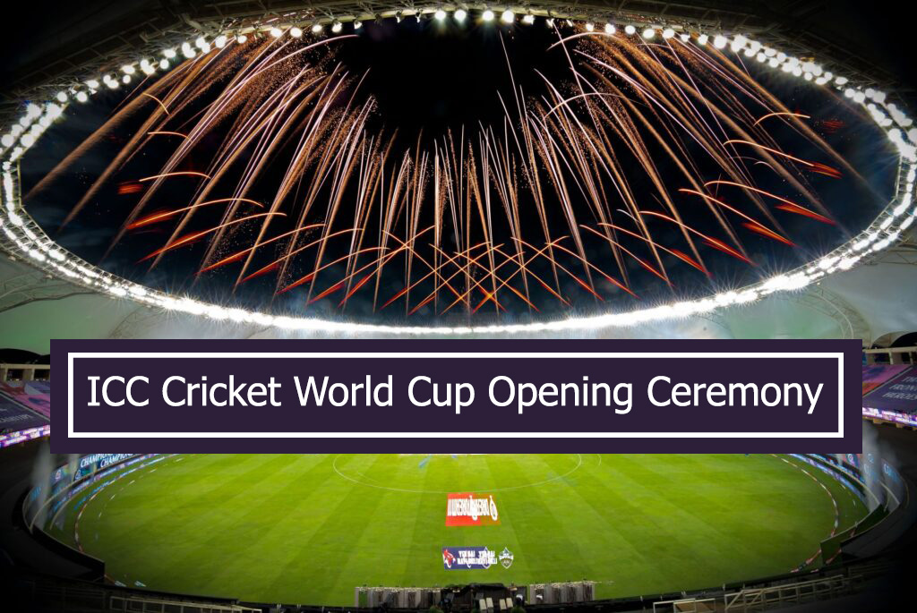 T20 World Cup Opening Ceremony