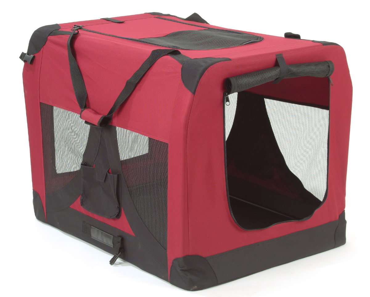 dog crates and pens