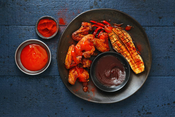 Barbecue Hot Spicy Sauce