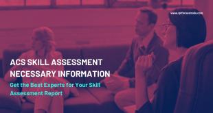 ACS Skill Asssessment