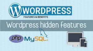 WordPress hidden