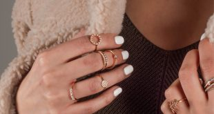 fashionable rings